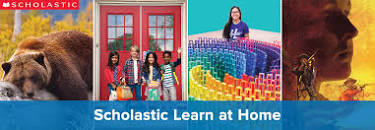 Scholastic Learning From Home